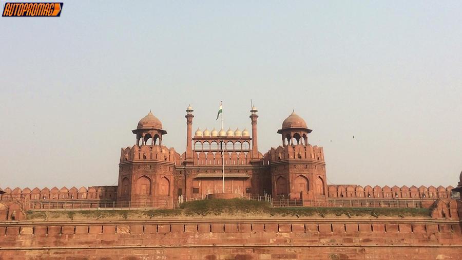 Red Fort Delhi independence