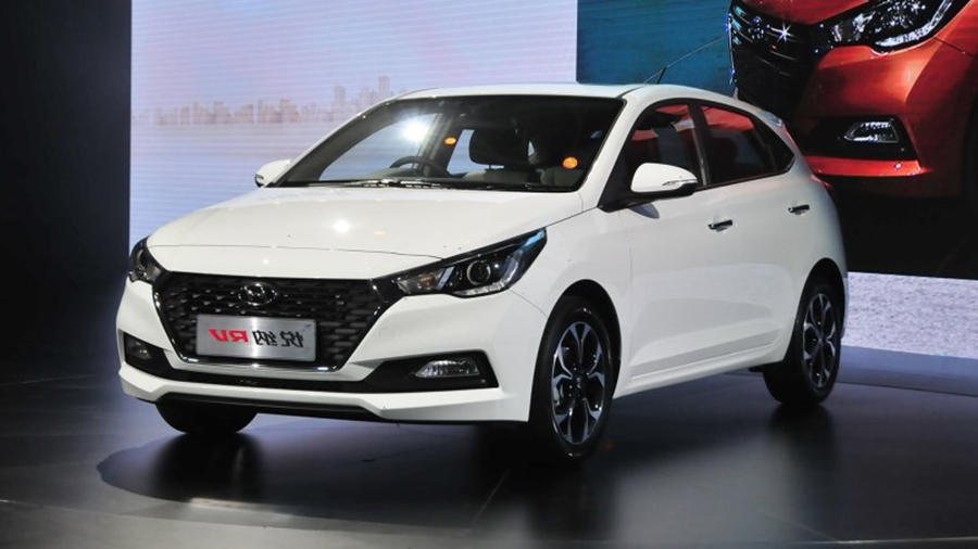 New Elite i20 hatch