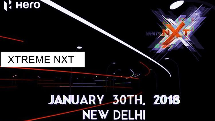 2018 Hero Xtreme NXT 200