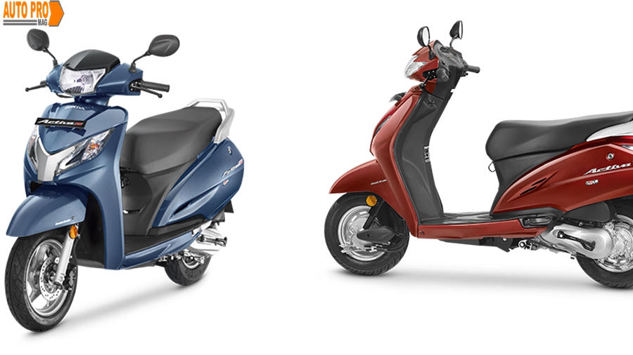 2018 Honda Activa 4G, Activa 125 (BS4) price, new features ...