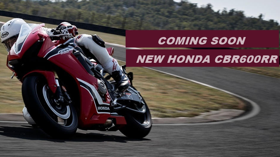 The 2018 Honda CBR600RR needs to look like this!
