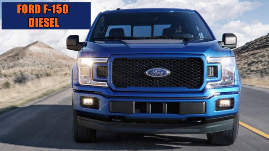 2018 Ford F 150 Diesel revealed | Price, release, specs ...