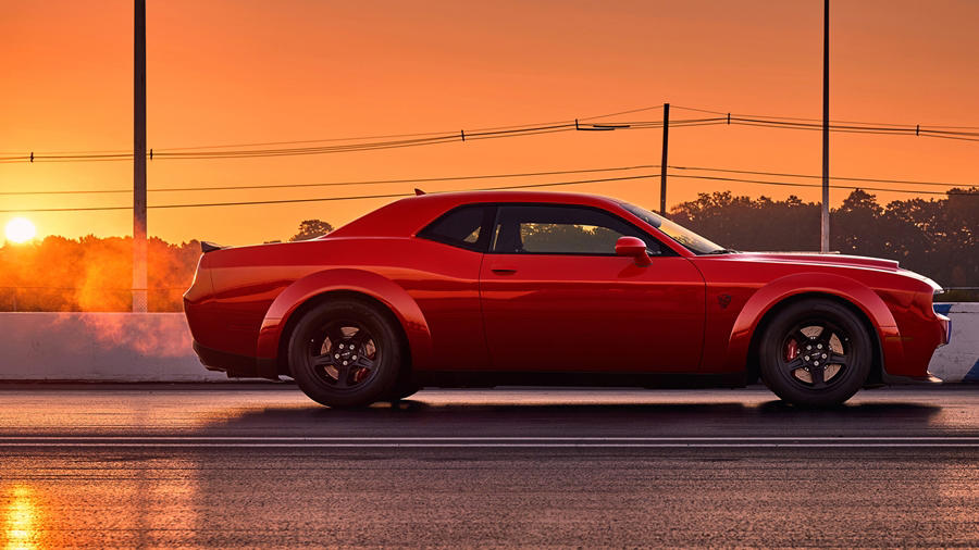 New Dodge Challenger Demon