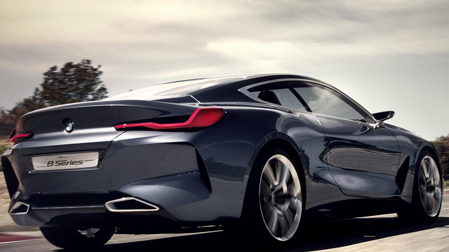 2019 BMW 8 Series (M850i) | Price, Release, Specs ...
