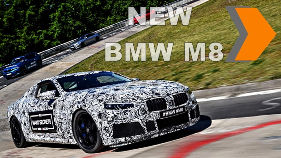 BMW M8, M8 GTE coming in 2018 [Confirmed]