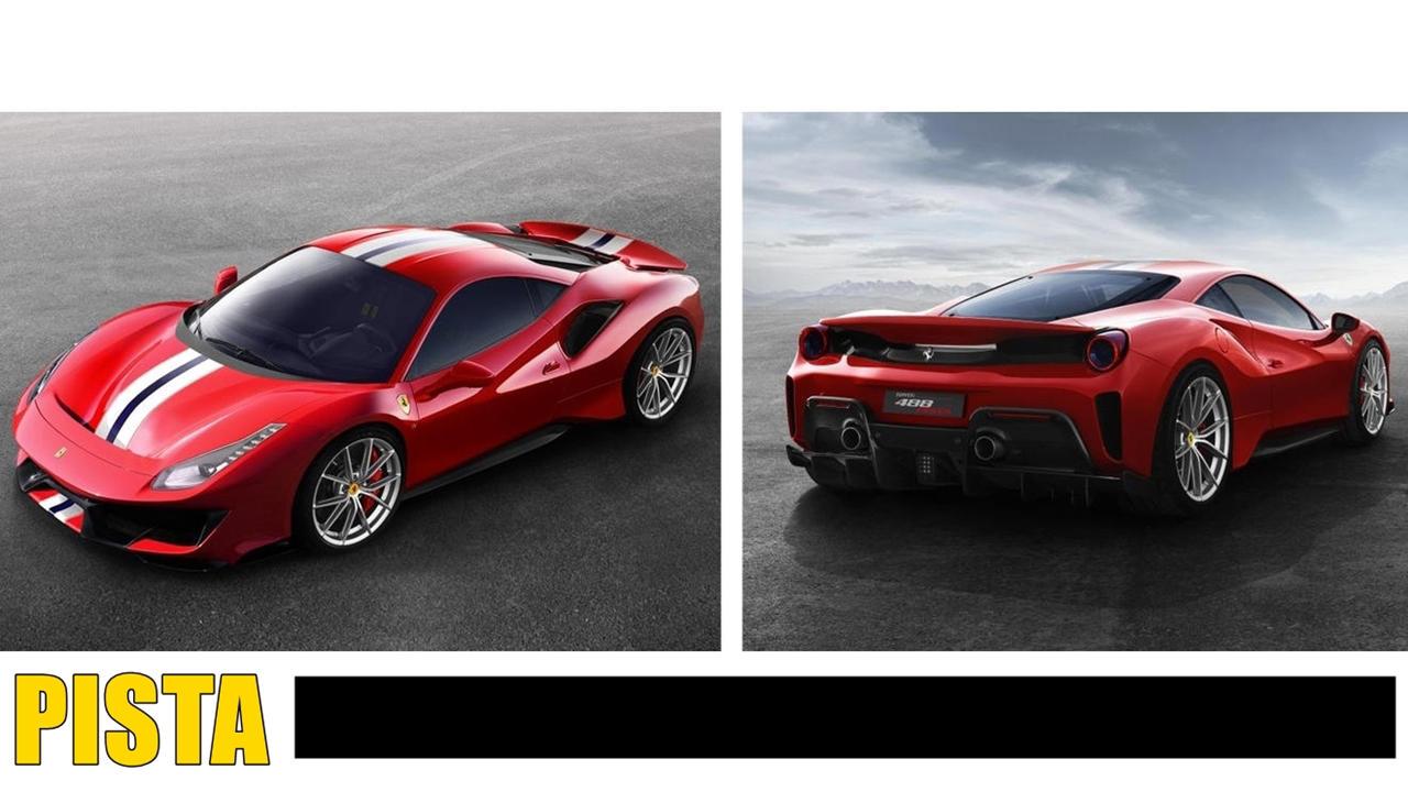 Ferrari 488 Pista (GTO) Revealed
