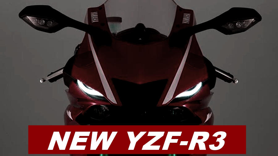New Yamaha R3