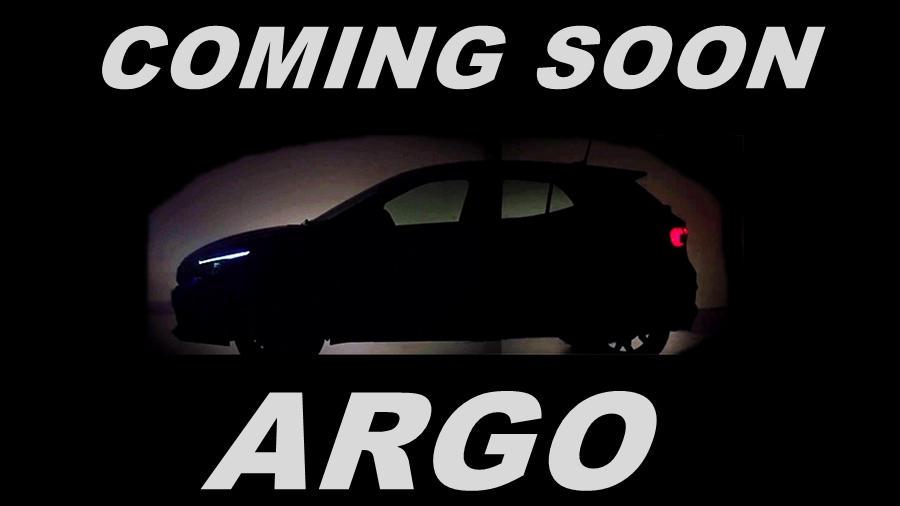 New Fiat Argo India