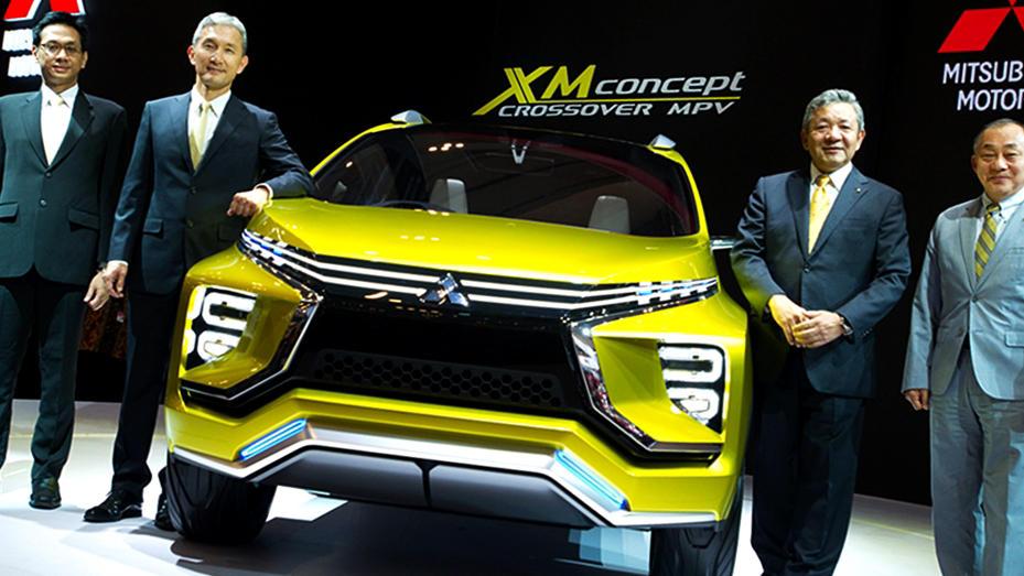 Mitsubishi Expander (XM Crossover)