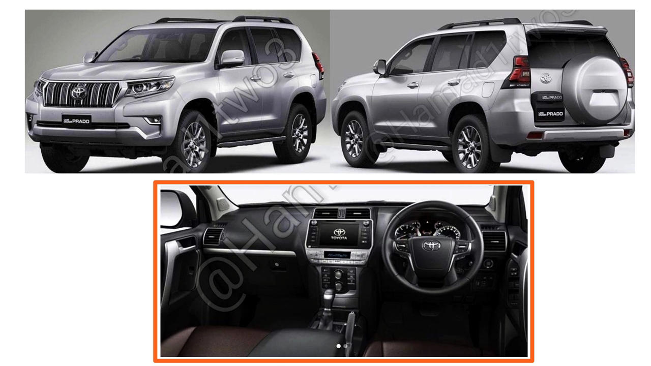 2018 Toyota Land Cruiser Prado Price Launch Date Specs