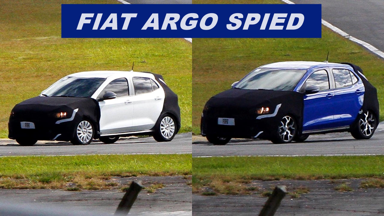 Fiat Argo punto replacement
