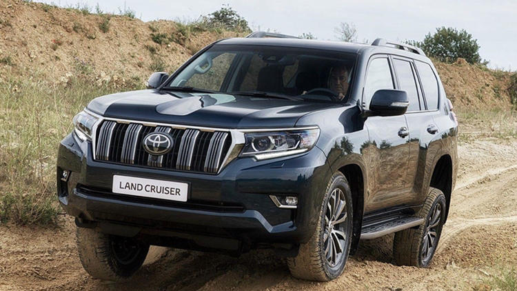 Prado Land Cruiser Price >> 2018 Toyota Land Cruiser Prado price, launch date, specs - Autopromag
