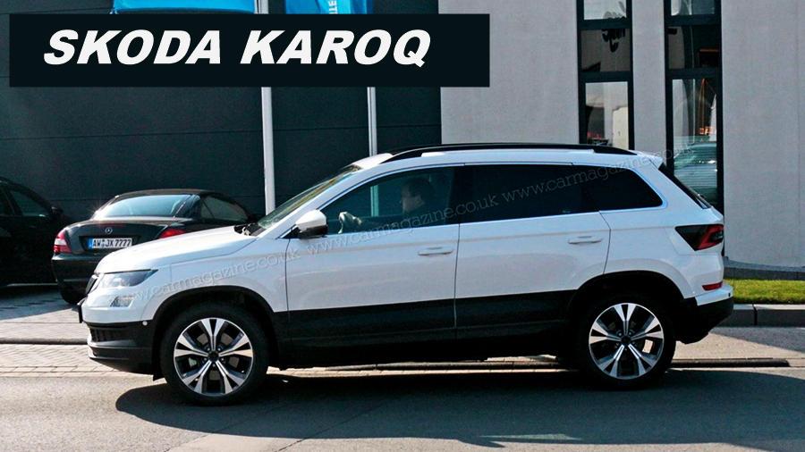 New Skoda Karoq
