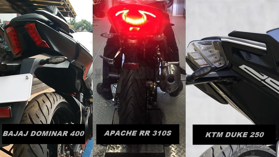 Apache RR 310S vs competition
