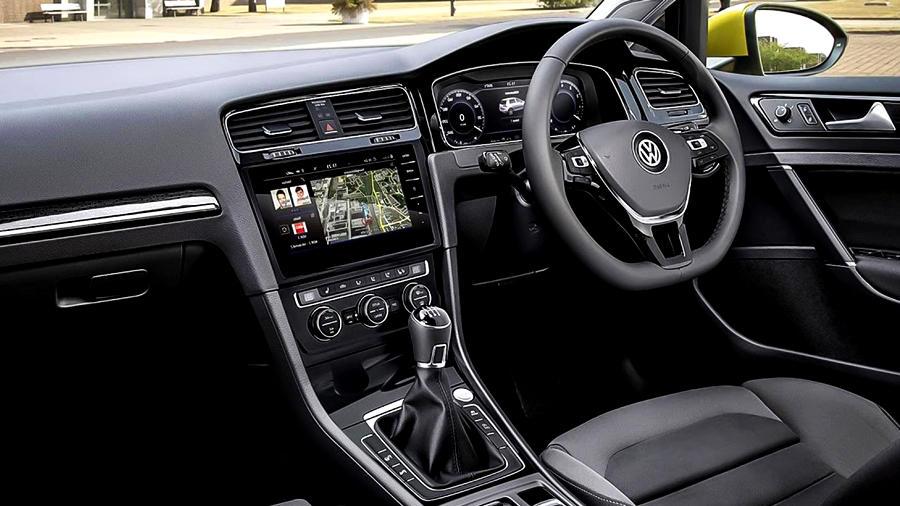 Volkswagen Troc interior