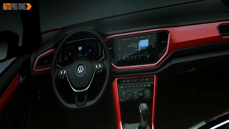 2018 volkswagen t roc unveiled price release specs for Interior volkswagen t roc