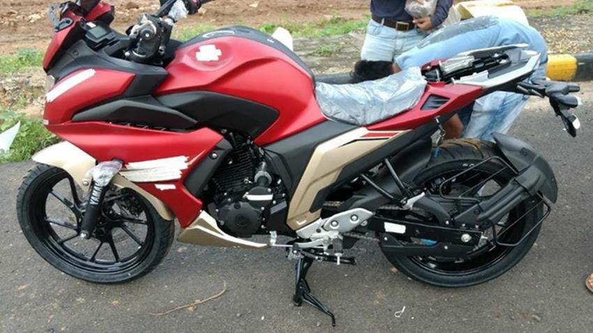 Yamaha Fazer 250 India
