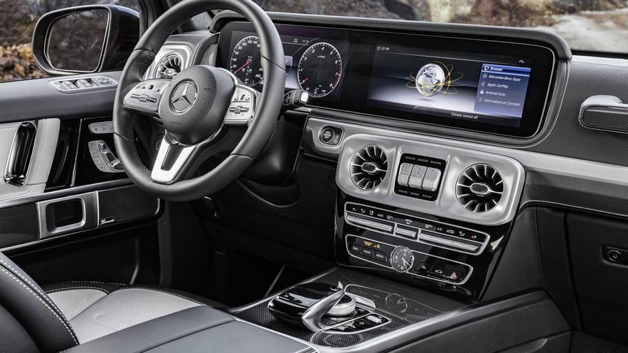 2019 Mercedes G Class Interior