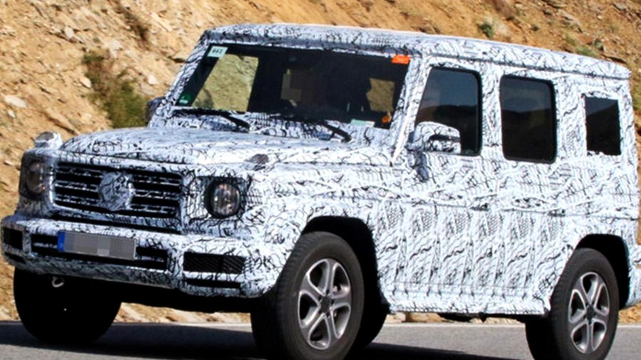 2019 Mercedes G Wagon