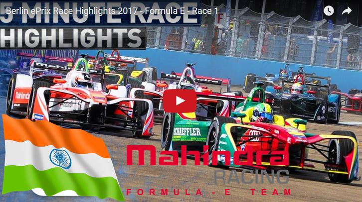 Mahindra Formula E
