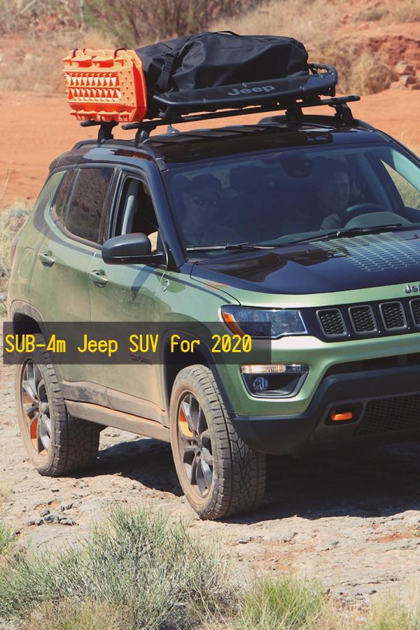 Jeep Sub 4m SUV