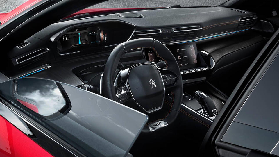 2018 peugeot 508 revealed price release specs autopromag for Interior 508 peugeot