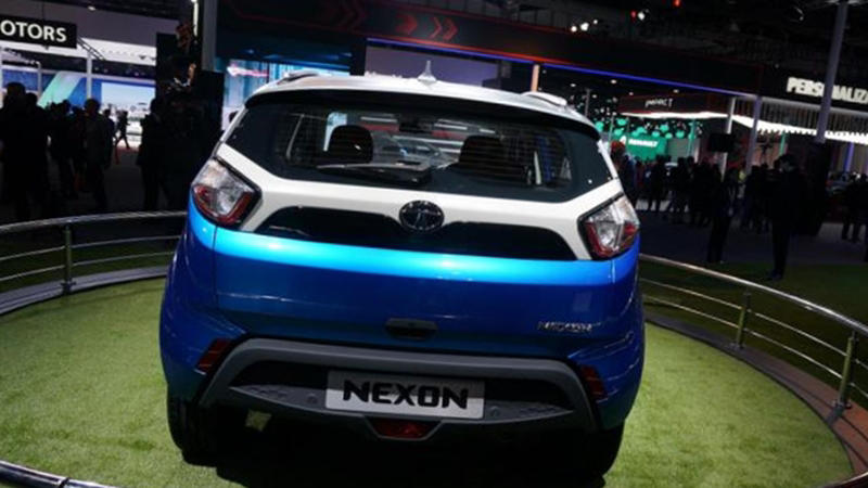 Tata Nexon AMT price, launch in India