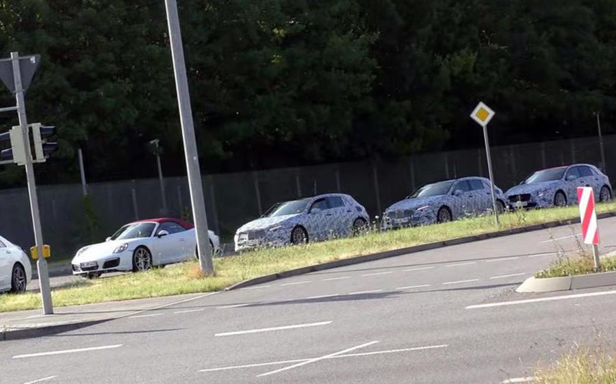 2019 Mercedes A Class A45
