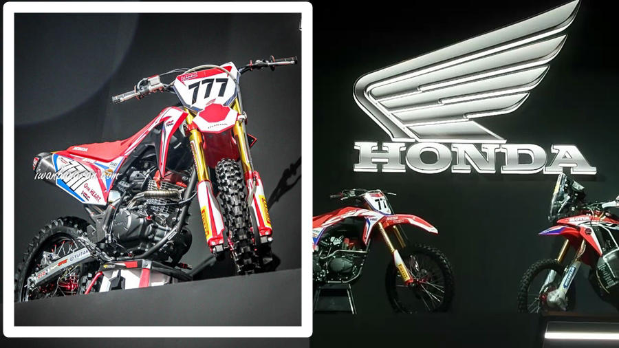 2018 Honda CRF150