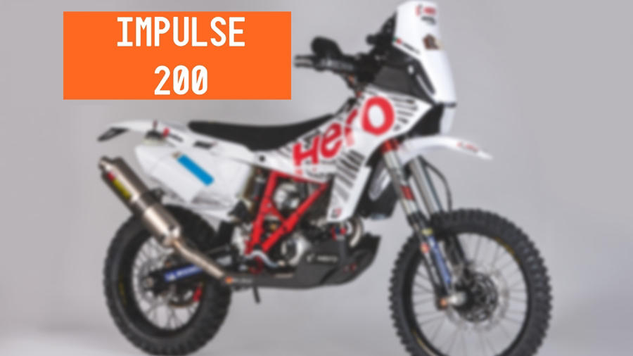 Hero Impulse 200 dual sport coming to India