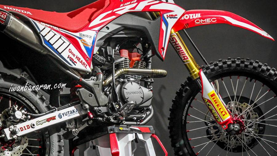 Honda CRF150 2018