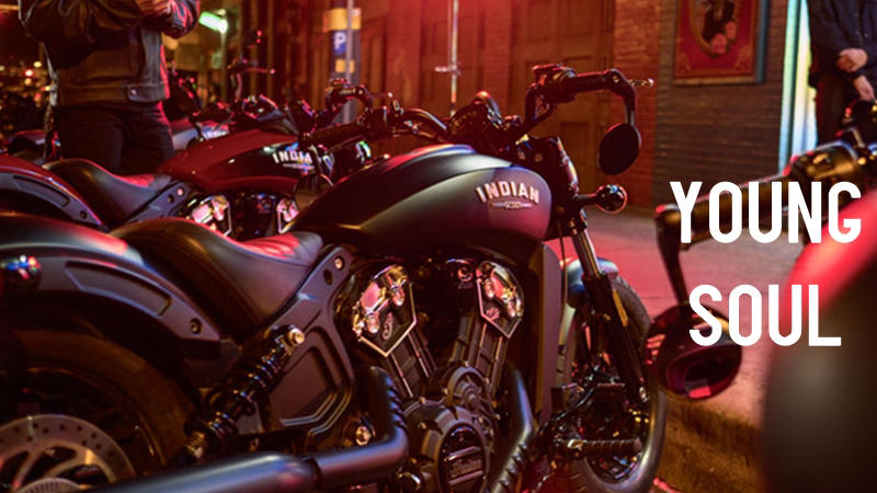 New Indian Scout Bobber