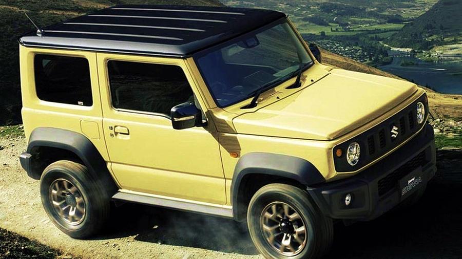 New Suzuki Jimny Gypsy 2019 Sierra