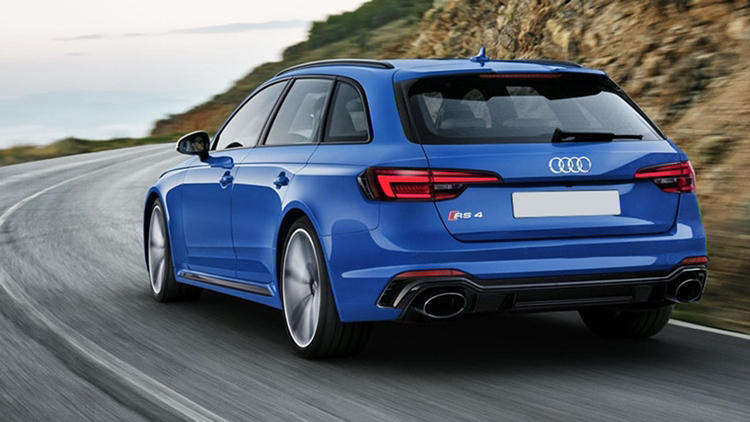 2018 Audi RS4 Avant revealed [price, release, specs ...