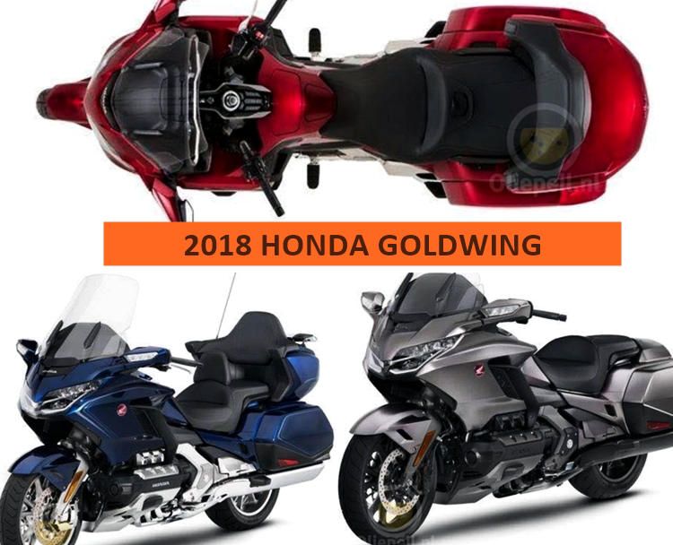 2018 Honda Goldwing