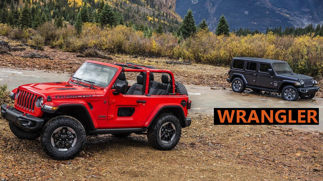 2018 Jeep Wrangler (hard & soft top) revealed – price, release, specs