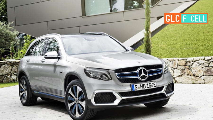 2018 Mercedes GLC F Cell revealed – Is this how the next decade looks like?