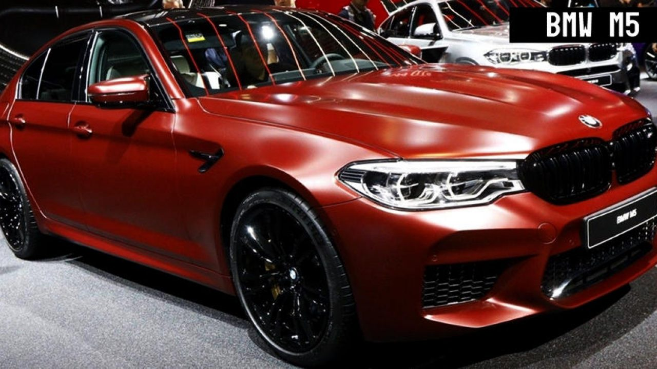 2018 Bmw M5 Its First Edition Debuts Price Release Specs Autopromag