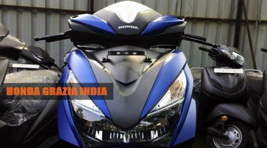 Honda Scoopy to launch in India, priced in the premium segment?