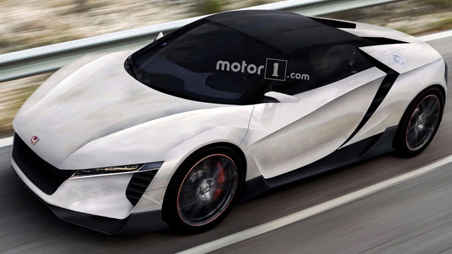 This 2019 Honda S2000 render is probably not what you want
