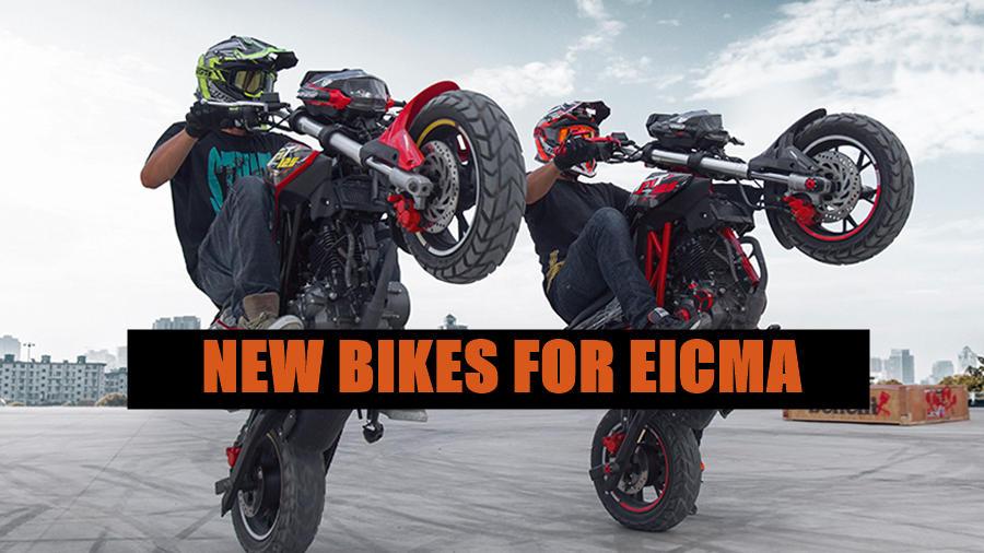 Benelli motorcycle eicma 2017