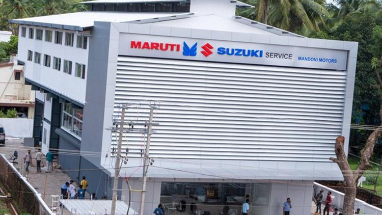 Maruti Mandovi Motors Mangalore