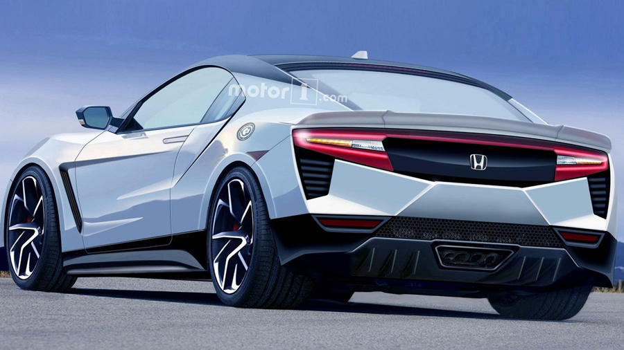 New Honda S2000 2018