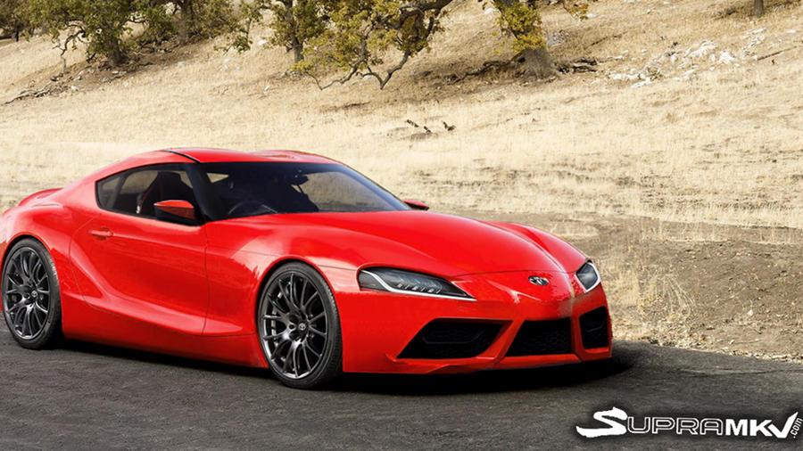 Realistic 2019 Toyota Supra render [price, release, specs ...