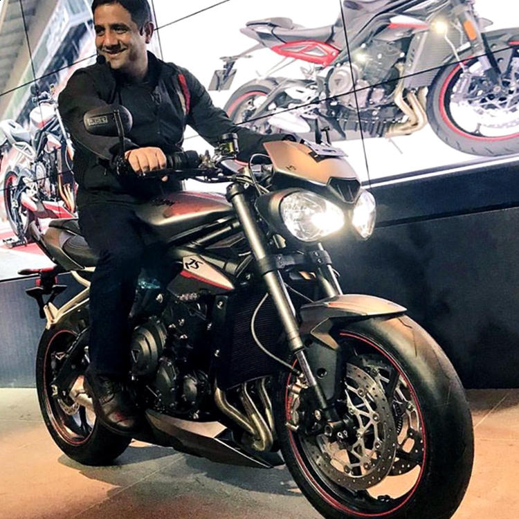 Triumph Street Triple RS launch India