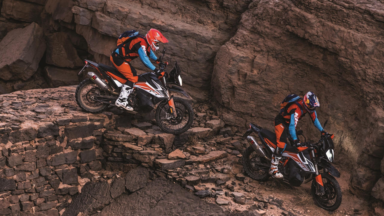 KTM 790 Adventure R 2019 revealed