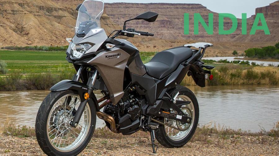 New Kawasaki Versys X 300 India