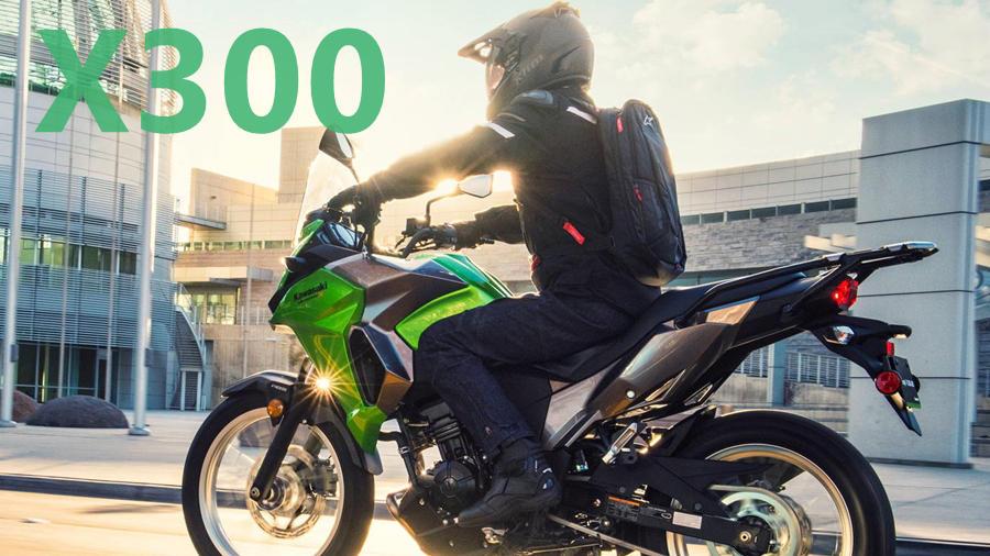Versys X300 India