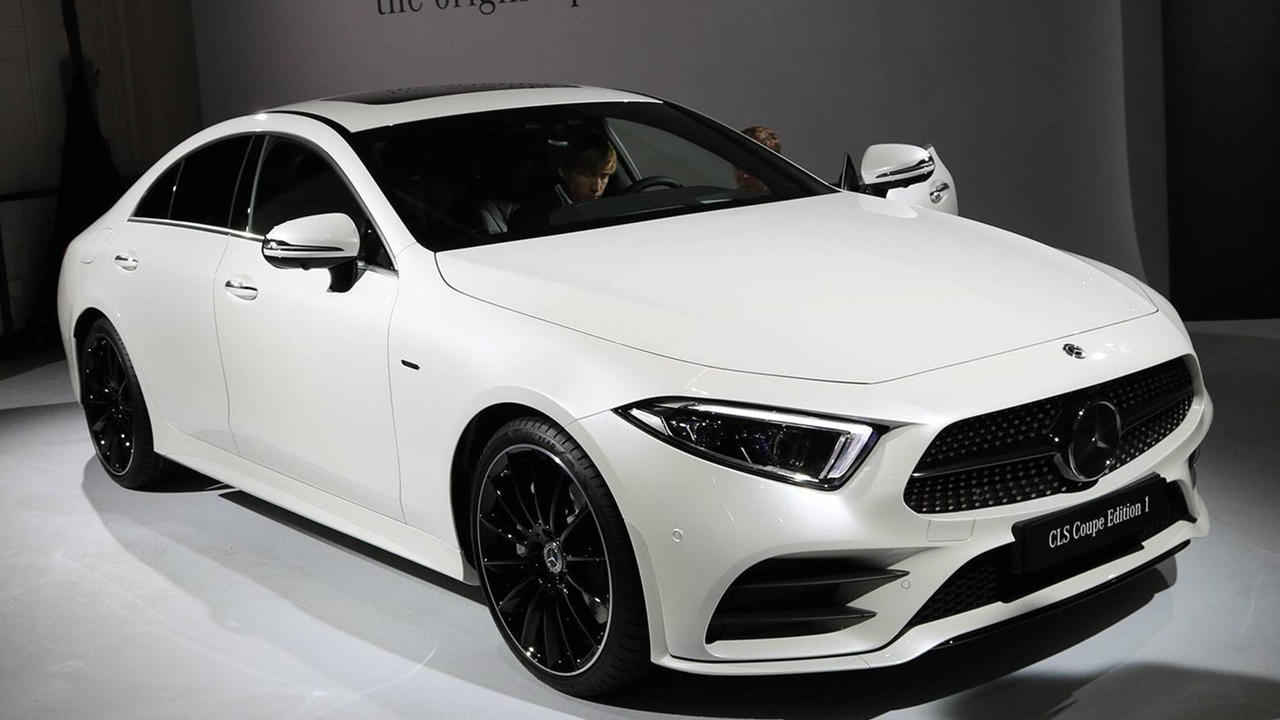 New Cars 2019 Usa >> 2019 Mercedes Benz CLS Mild-hybrid revealed [Price, release, specs]