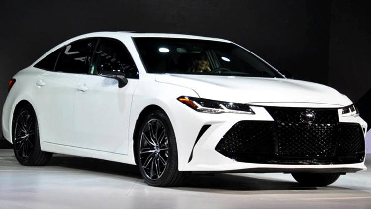 New Toyota Avalon 2019